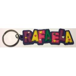 LATEX PORTA-CHAVE - REF. RAFAELA