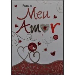 CARTÕES DE AMOR DREAM DAISY DD006